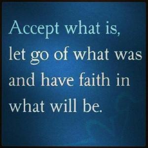 Acceptance quotes, best, positive, sayings, let go