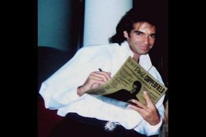 David Copperfield born