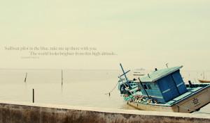 Sailboats - Sky Sailing
