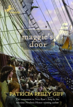 "Start by marking ""Maggie's Door (Nory Ryan)"" as Want to Read:"