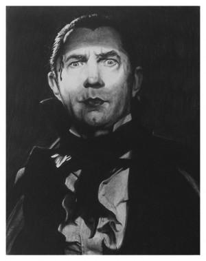 Bela Lugosi Cubistpanther