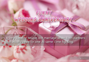 Funny Wedding Anniversary Quotes Sms For Husband