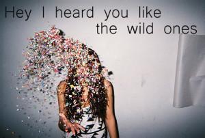 Wild Ones. Flo Rida ft. Sia