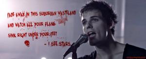 See Stars Murder Mittens Quote by crystalbluenight