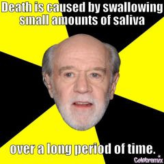 George Carlin's 10 Best Quotes
