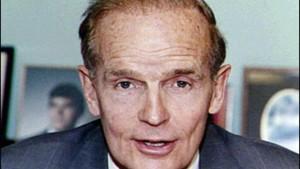 US Senator of Wisconsin William Proxmire 1987 6 6