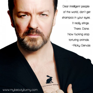 Home » Misc » Best Ricky Gervais Quote Ever