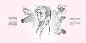 ... Anna Disney's Frozen Hans Christian Andersen's The Snow Queen