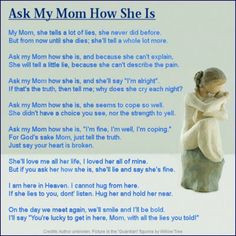 Mother Grieving Loss of Child - http://mothergrievinglossofchild ...