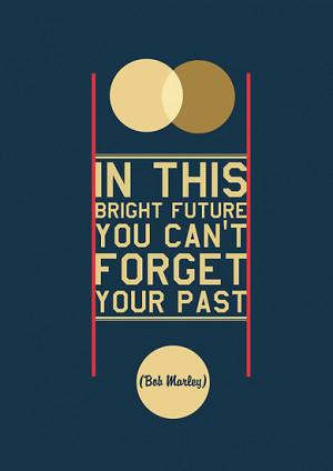 ozyardiansyah › Portfolio › Typography Posters - Bob Marley Quotes