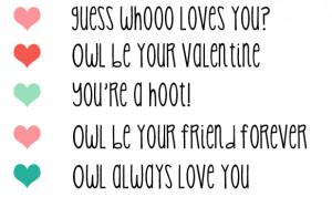 Cute Owl Sayings...
