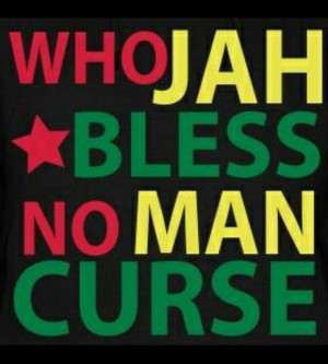 Who God Bless - no man curse! Words to embrace & live by...,