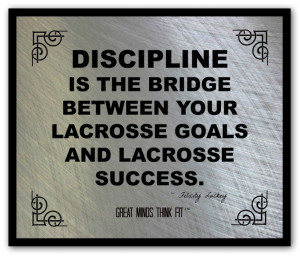 Lacrosse Poster and Quote #009