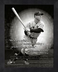 New-York-Yankees-Lou-Gehrig-8x10-Black-Wood-Framed-Pro-Quotes-Photo