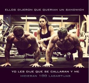 Fuentes de Información - Algunos Wallpapers Motivación Gym