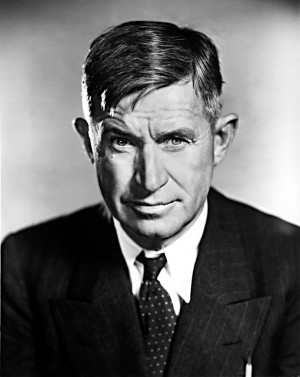 Will Rogers, Portrait From The Early Photograph