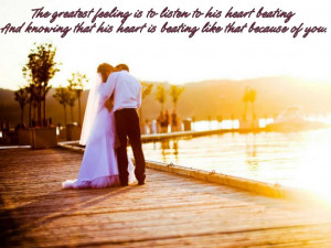 lovely couple wallpapers with quotes for I Pad