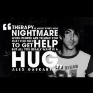 One of my all time favorite Alex Gaskarth quotes.