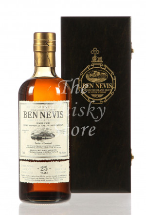 Ben Nevis The President 39 s Cask 23J 1990 2014