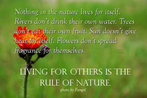 Nature Image Quotes And Sayings - Page 1