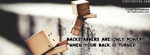 Backstabbers Profile Facebook Covers