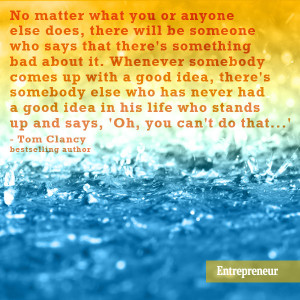 of Tom Clancy's Most Inspiring Quotes