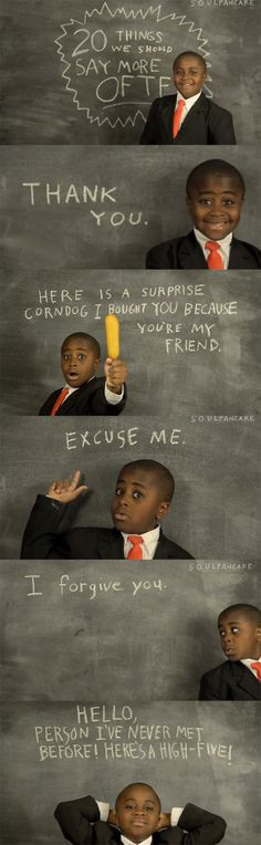 Yeah I don't think any of my friends have surprised me with a corndog ...