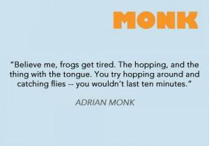 Adrian Monk Quotes