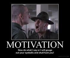 ... Metal Jacket Quotes Gunnery Sergeant Hartman Motivational usmc quotes