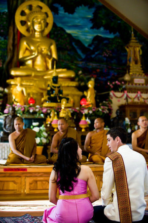 Buddhist wedding - Review Buddhist wedding photos and marriage cere...