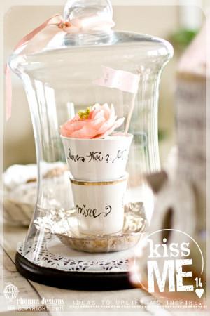 Weddings Trends} : Bell Jars