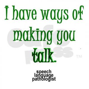 Funny Speech Language Pathology Quotes travel mug jpgheight 250 amp