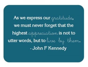 ... are just a few of mine, what are your favorite quotes about gratitude