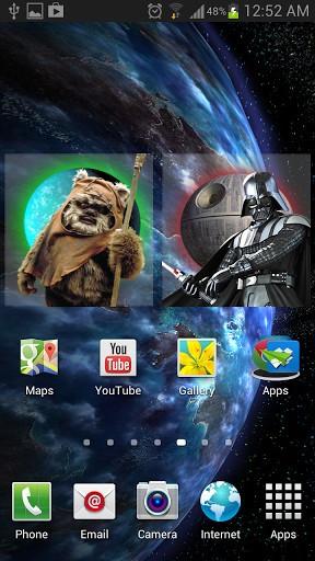 Darth Vader Sounds Quotes SCREENSHOTS