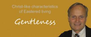 Coop's Column - The Wardrobe of Easter: Gentleness