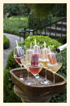 ... Summer entertaining, party ideas and a fabulous entertaining giveaway