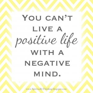 Living Positively