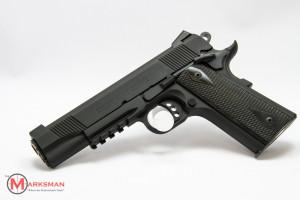 colt 1911 rail gun 45 acp