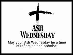 color of ash wednesday