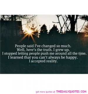 change grew up quote pictures teen quotes pics images sayings pic