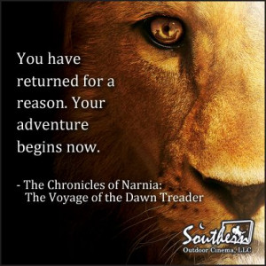 Movie Quote - The Chronicles of Narnia