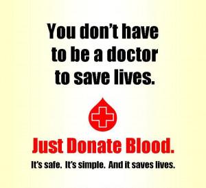 Blood Donation!!!