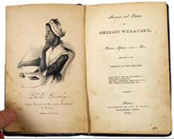 Memoir and Poems of Phillis Wheatley by Phillis Wheatley