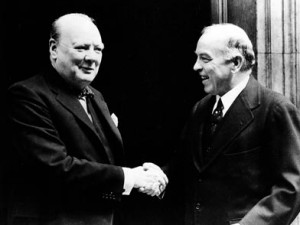 British general kept Winston Churchill and Free French leader Charles ...