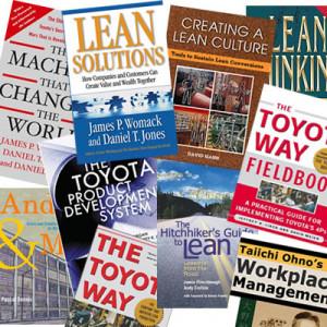 Lean Manufacturing Books – Top 10 List