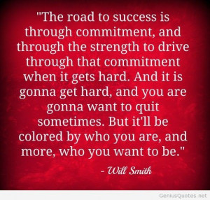 road success quote road success quotes road to success road to success ...