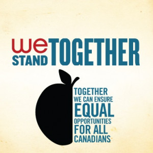 We Stand Together - We Day