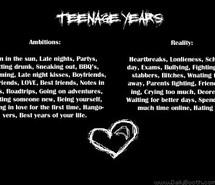 Teenage Heartbreak Quotes Tumblr Picture