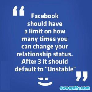 facebook relationship status articles