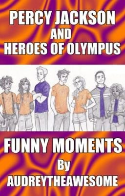 Percy Jackson & Heroes of Olympus Funny Moments
